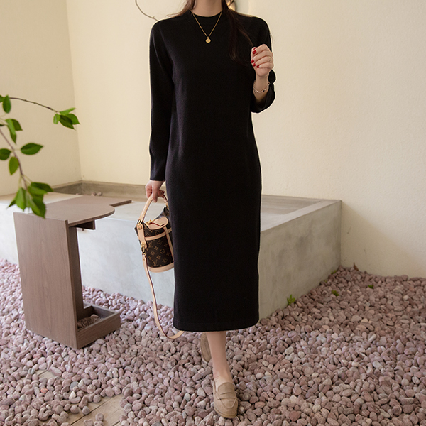 canmart-[캐시니트원피스 C101507]♡韓國女裝連身裙