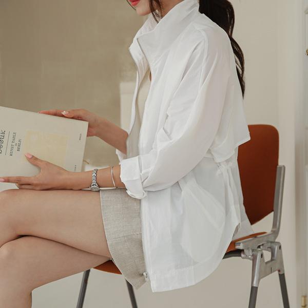 chicfox-도벤르 바람막이점퍼♡韓國女裝外套