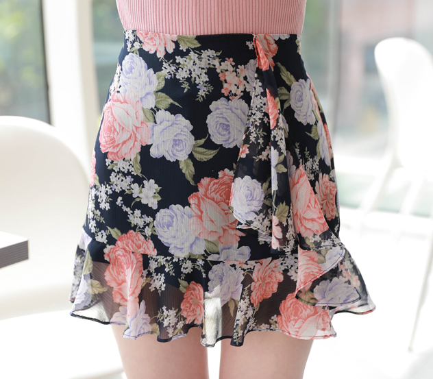 myfiona-로즈훌미니*pants/a0268 - 로맨틱 러블리 피오나♡韓國女裝褲