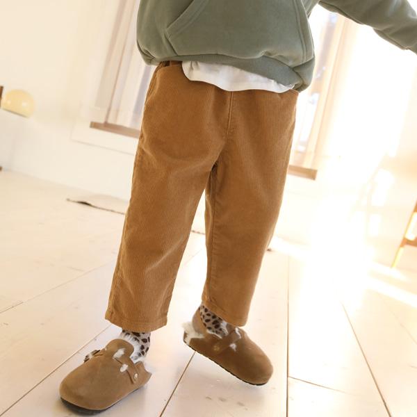 min99kids-장작(본딩기모)♡韓國童裝褲