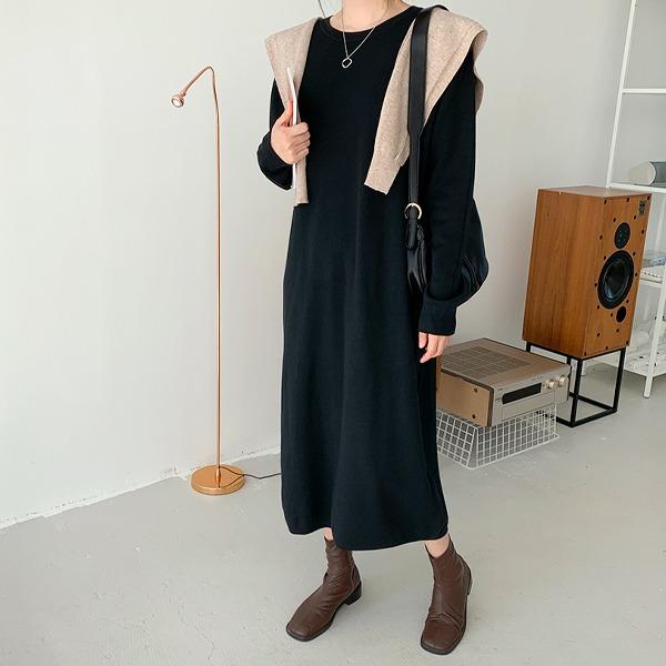 66girls-캐시라운드롱OPS♡韓國女裝連身裙