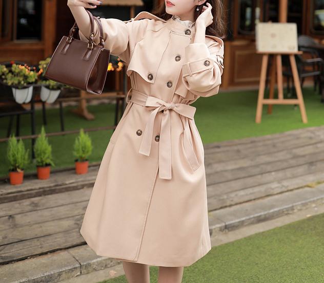 myfiona-가을을만나다*trench coat/m7070 - 러블리 로맨틱룩 1위 쇼핑몰 피오나♡韓國女裝外套