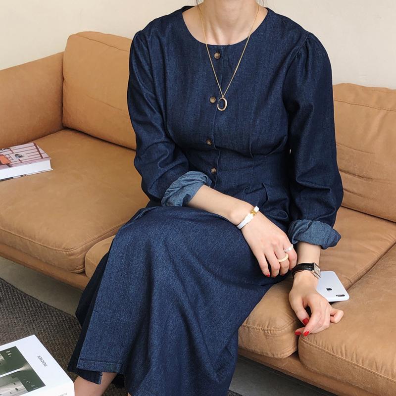 9-room-제니앙 원피스 (2color)♡韓國女裝連身裙