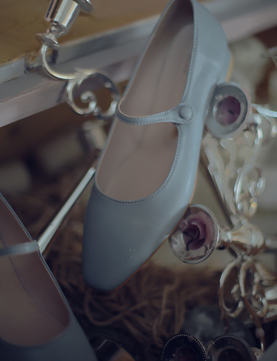 milkcocoa-New5%.Romantic band strap shoes♡韓國女裝鞋