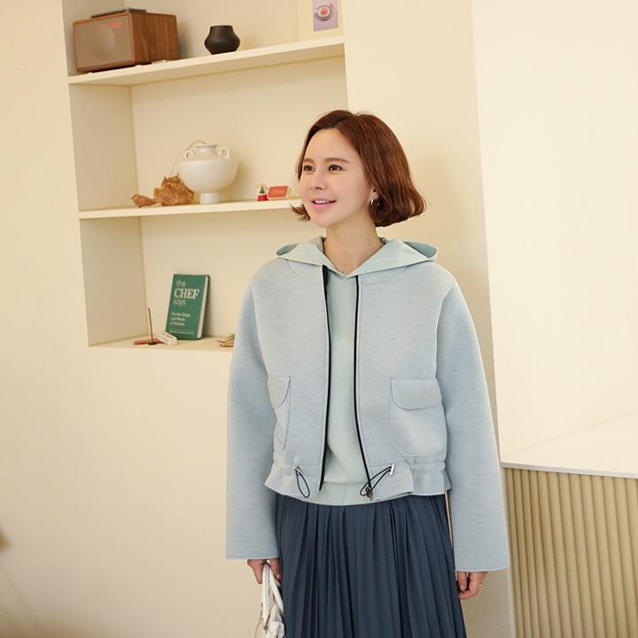 lemite-네오랜드 숏자켓♡韓國女裝外套