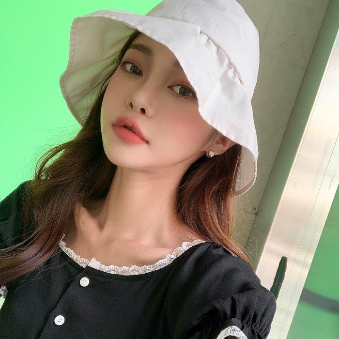 theresheis-베시오 버킷햇♡韓國女裝飾品
