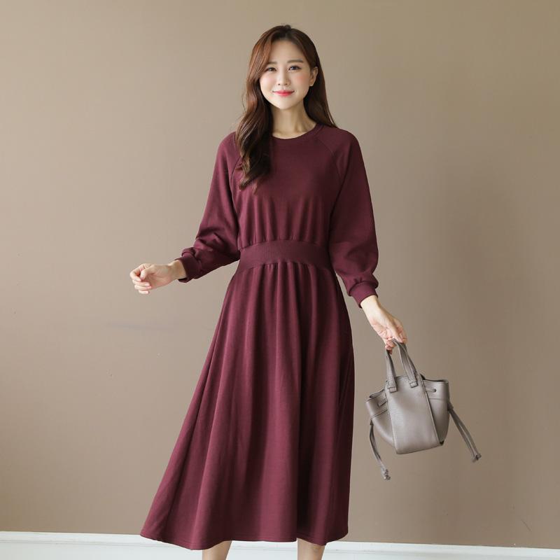 clicknfunny-[머인드 플레어원피스]♡韓國女裝連身裙
