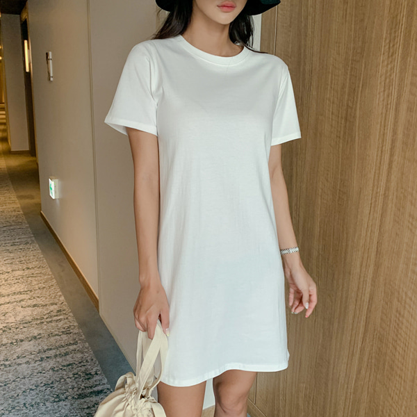 planj-데일리반팔♡韓國女裝連身裙