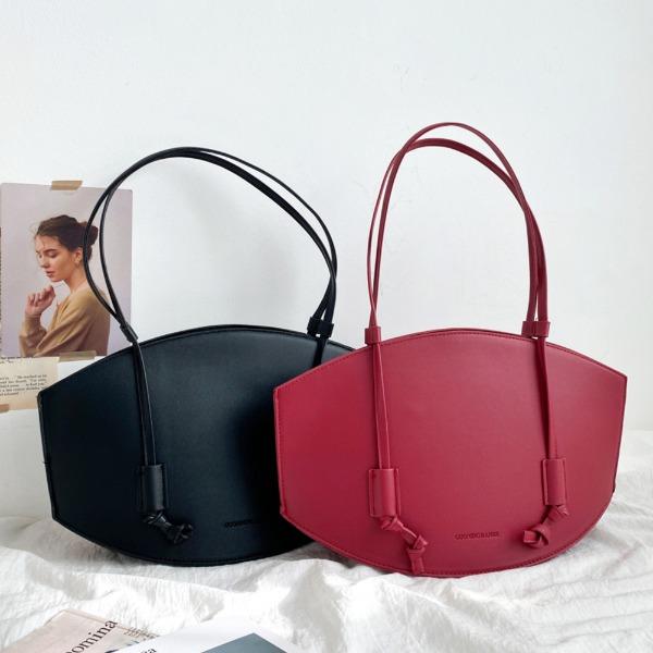 everytail-비니 스트랩 숄더백 (2color)♡韓國女裝袋