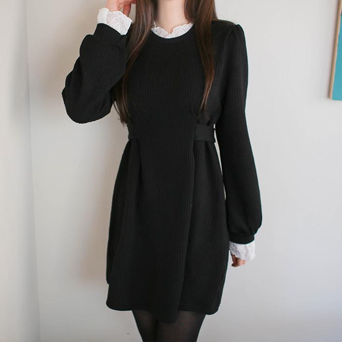 myfiona-엔젤 레이스 미니원피스 a1157 - 러블리 로맨틱룩 1위 쇼핑몰 피오나♡韓國女裝連身裙