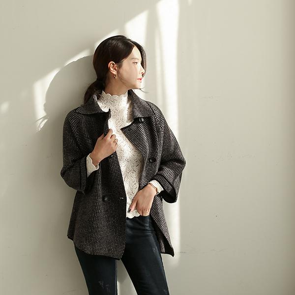 canmart-[루헤더블자켓 C102812]♡韓國女裝外套