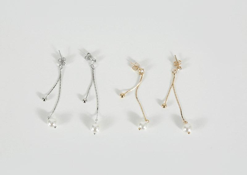 maybins-페트로 이어링♡韓國女裝飾品