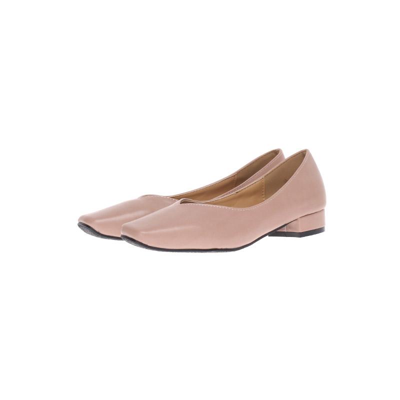 attrangs-sh896 트렌디한 앞코 라인의 데일리 플랫 슈즈 shoes♡韓國女裝鞋