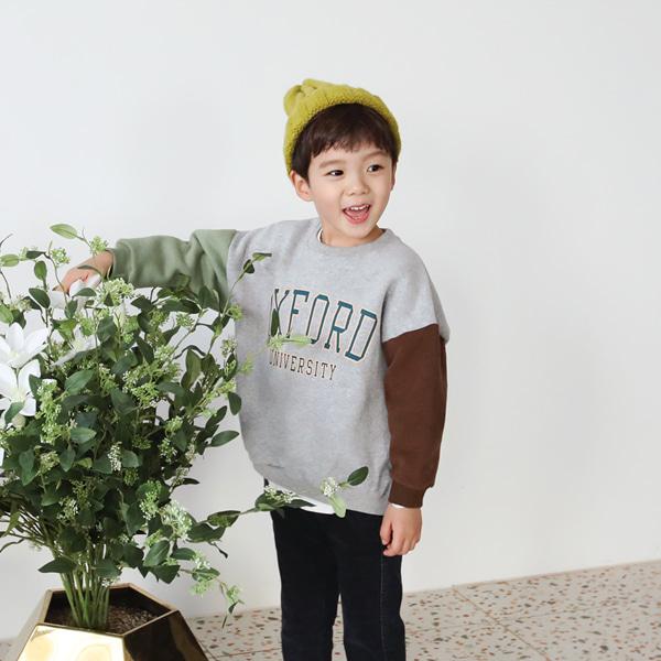 min99kids-옥스포드(기모)♡韓國童裝上衣