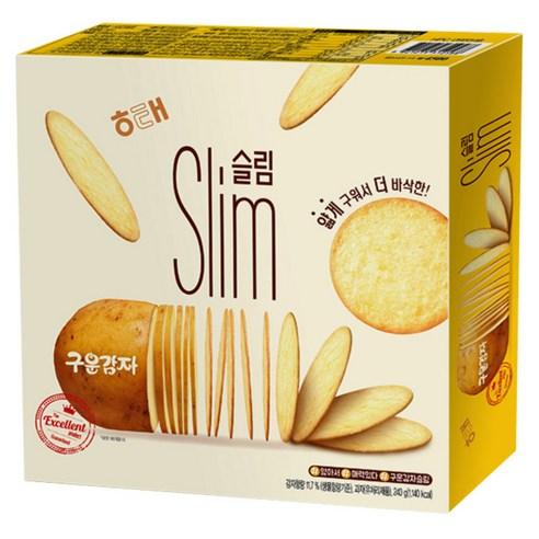 해태 Haitai 超薄薯片 一盒12p/ 240g