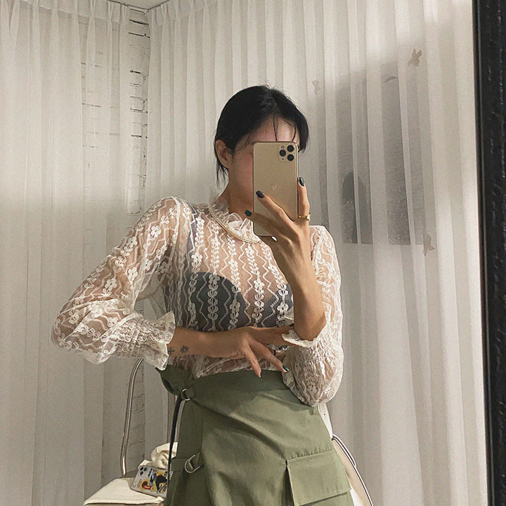 lagirl-하이프릴레이스-bl♡韓國女裝上衣