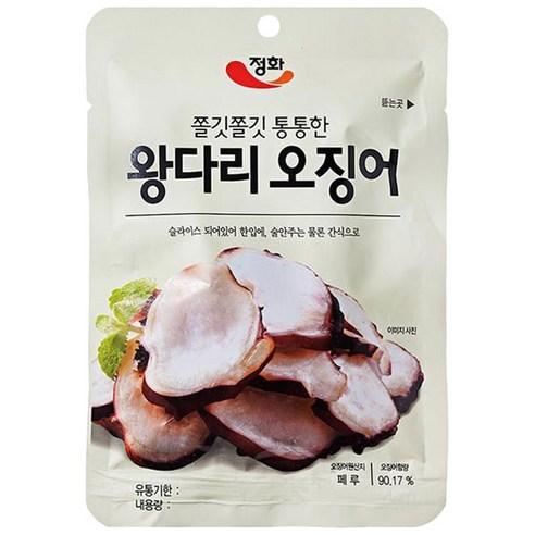 韓國 Jeonghwa 特大八爪魚鬚切片 30g