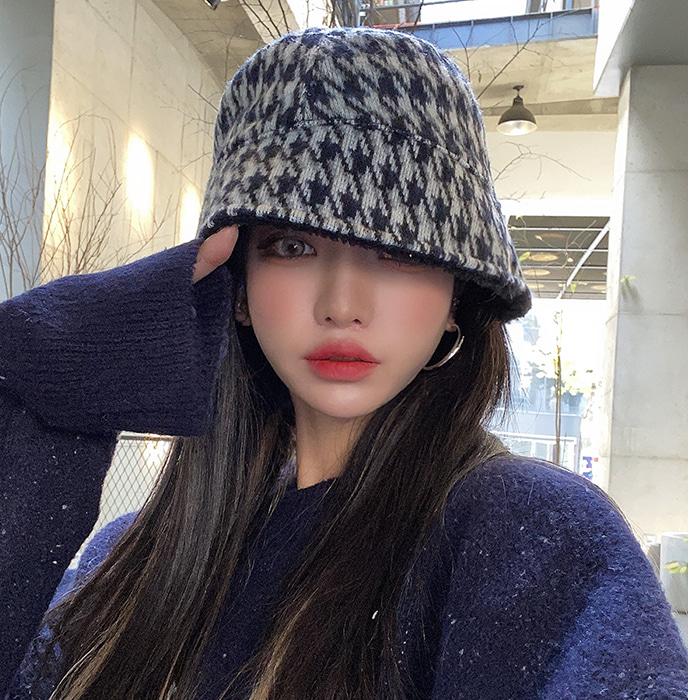 choper-제비양면벙거지♡韓國女裝飾品