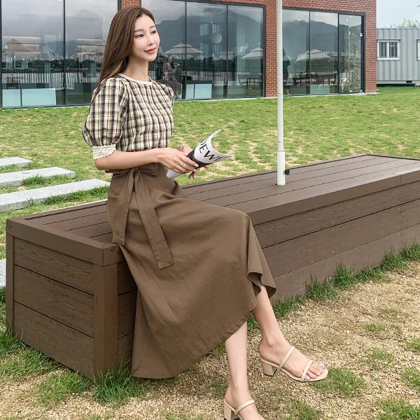 canmart-[모르리본스커트 C072912]♡韓國女裝裙
