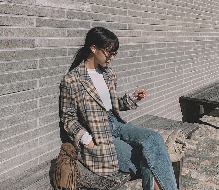 dossau-두쏘[페필-t]♡韓國女裝上衣