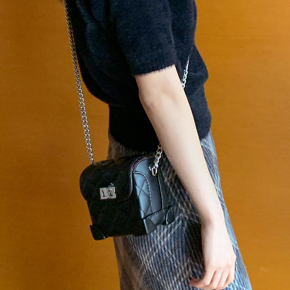blackup-타리토 퀄팅 미니백♡韓國女裝袋