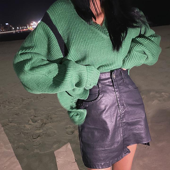 lagirl-유니코팅미니-sk♡韓國女裝裙