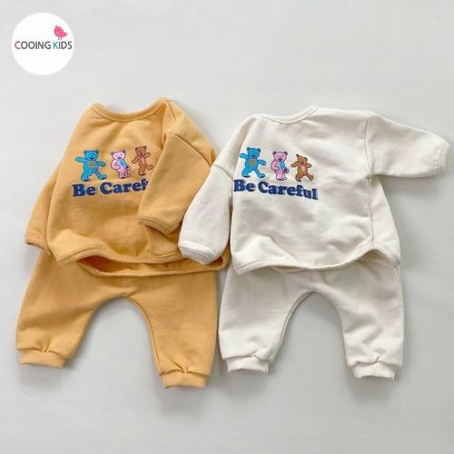 cooingkids-베이비옷 - B젤리베베상하세트 북유럽아기옷 베이비의류 돌아기옷 문센룩 아기외출복♡韓國幼兒裝