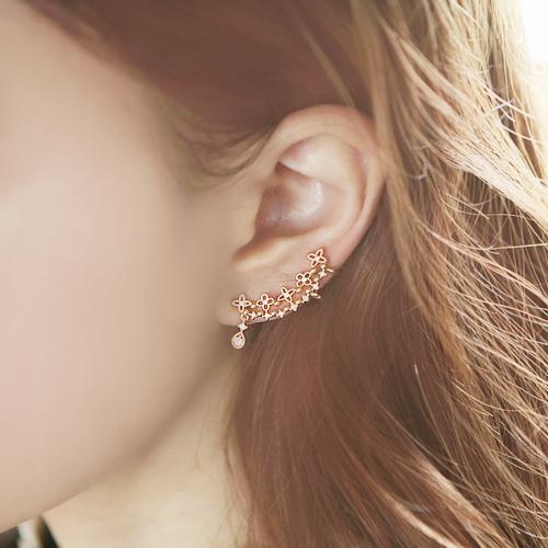 soo-soo-[이어커프봄날 (J388) [2Color]]♡韓國女裝飾品