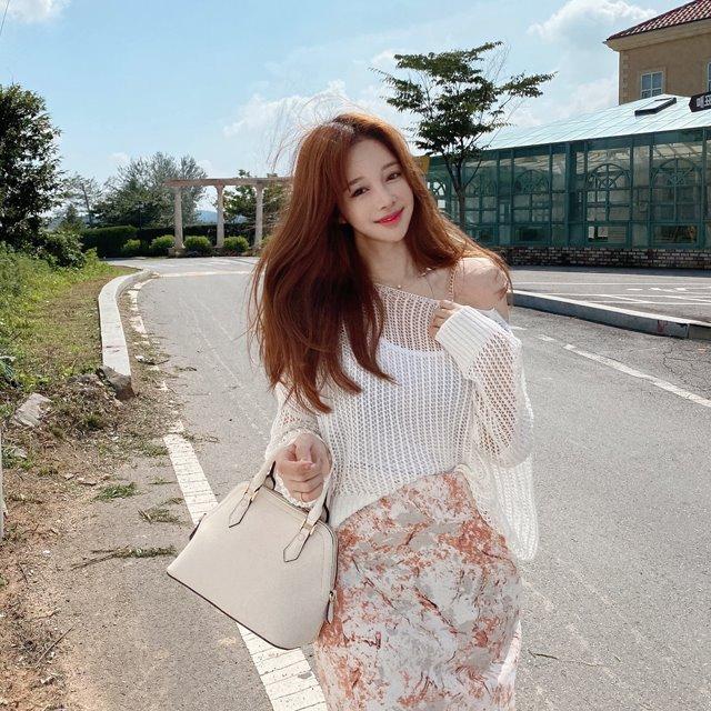mybany-오프체인니트♡韓國女裝上衣