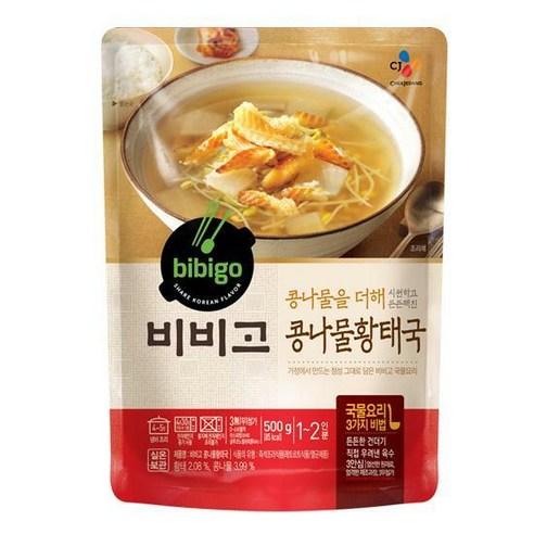 Bibigo 비비고 黃豆芽明太魚湯 500g