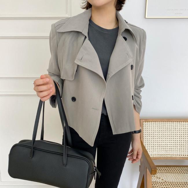 candyglow-[프렛 바바리]♡韓國女裝外套