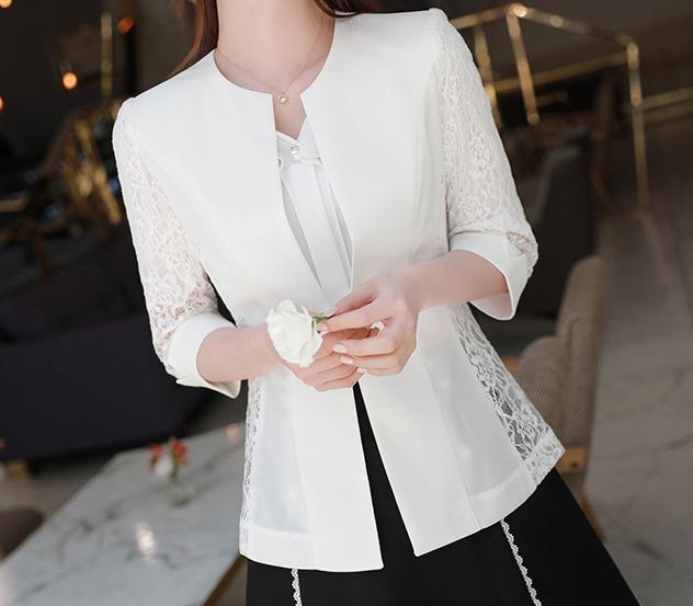 myfiona-고급포멀레이스*jacket/a0382 - 로맨틱 러블리 피오나♡韓國女裝外套