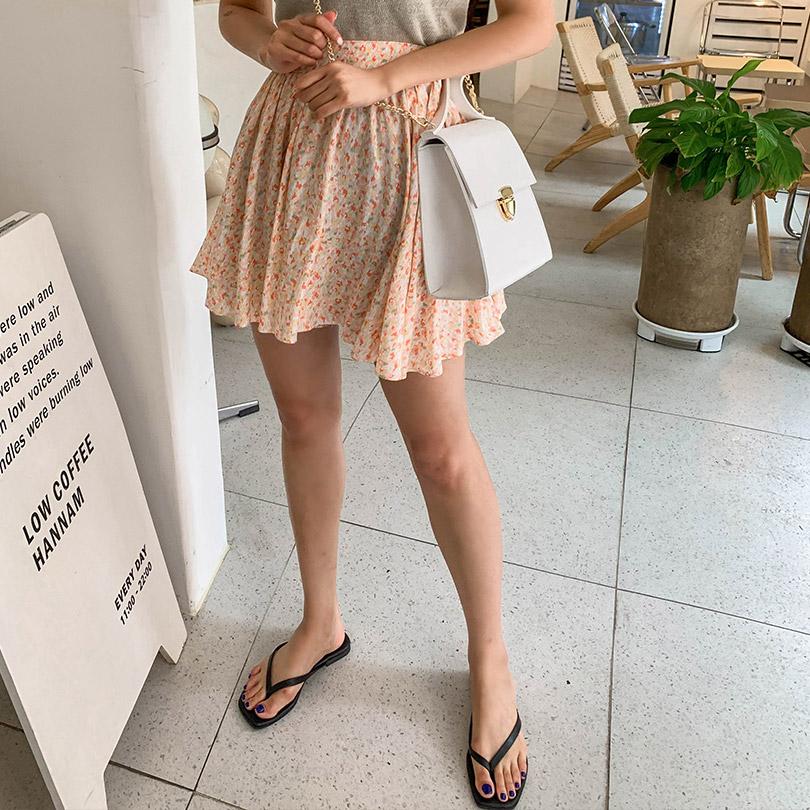 liphop-[드로잉치마바지]♡韓國女裝褲