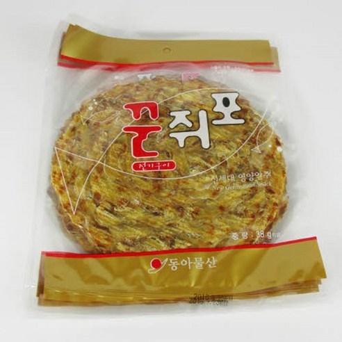 Jeongwha 韓國雞泡魚乾 43g