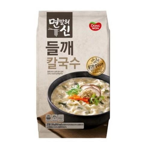 韓國東遠 - 海帶芝麻湯手切烏冬 258g (2人份量)