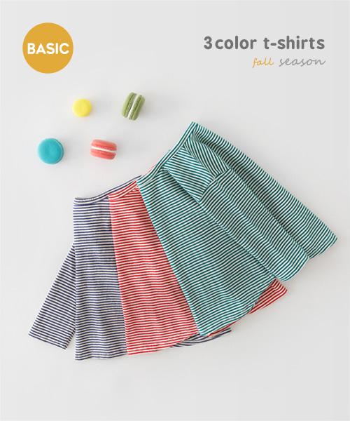 harukids-멀티플레이어티[티셔츠BBZU64]♡韓國童裝上衣