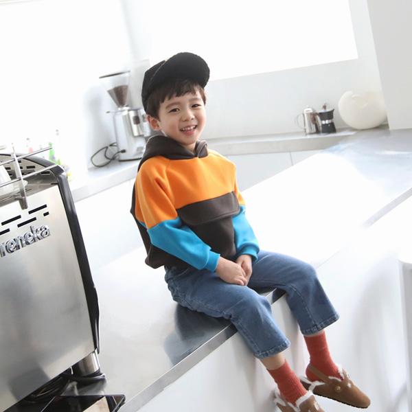 min99kids-바르샤(기모)♡韓國童裝上衣