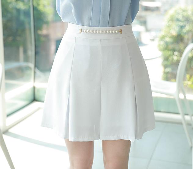 myfiona-벨트진주*pants/a0480 - 로맨틱 러블리 피오나♡韓國女裝褲