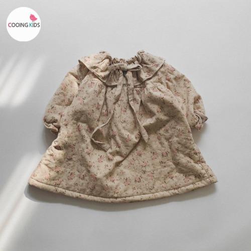 cooingkids-A로즈마리원피스♡韓國童裝連身裙