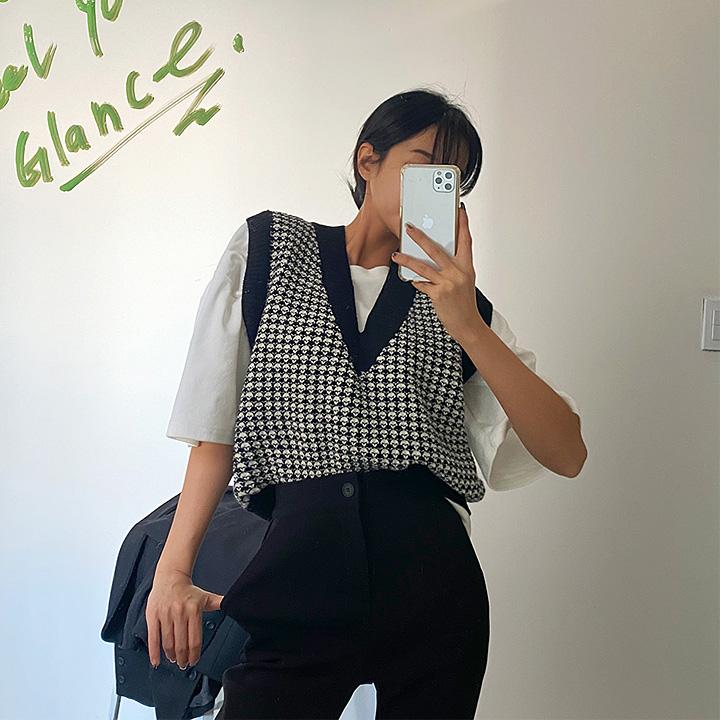 lagirl-블랭크브이-vest♡韓國女裝外套