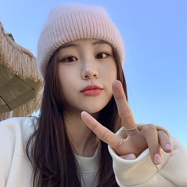 66girls-볼륨앙고라비니♡韓國女裝飾品