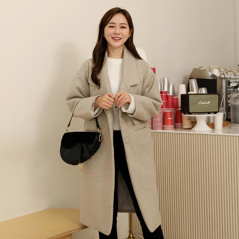 clicknfunny-[켈렌 누빔코트]♡韓國女裝外套