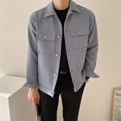modernsweet-블룸 트러커 자켓 3color - 모던스윗(modernsweet)♡韓國男裝外套