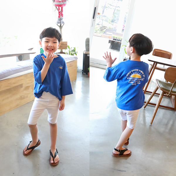 min99kids-햇빛(7~17호)♡韓國童裝上衣