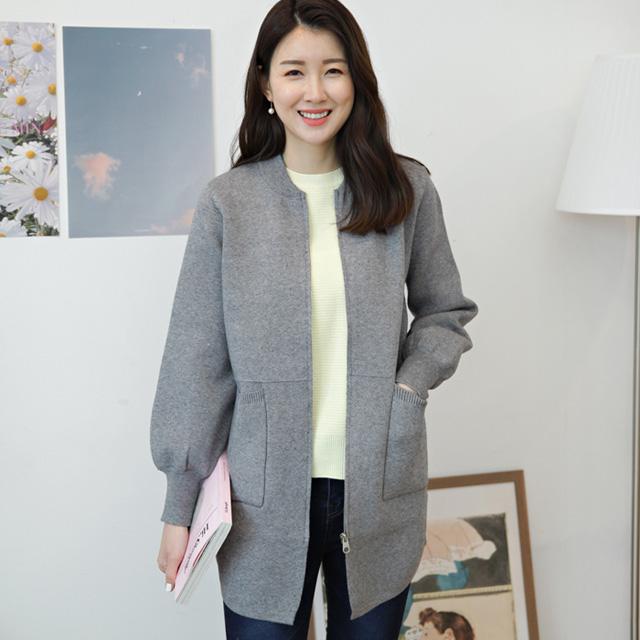 tiramisu-115캐슬롱후드집업가디건♡韓國女裝外套