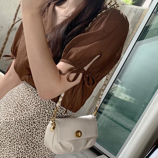 fine-thankyou-골디미니크로스백_2color♡韓國女裝袋