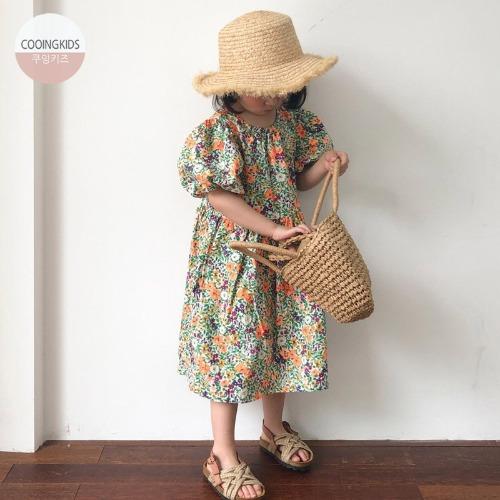 cooingkids-T동백이원피스♡韓國童裝連身裙