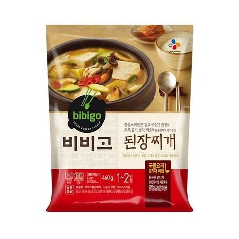 Bibigo 비비고 濃厚大醬湯 460g