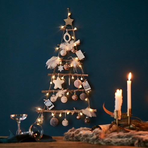 韓國 Bebedeco 聖誕樹全套 + LED 30 透明燈泡/裝飾