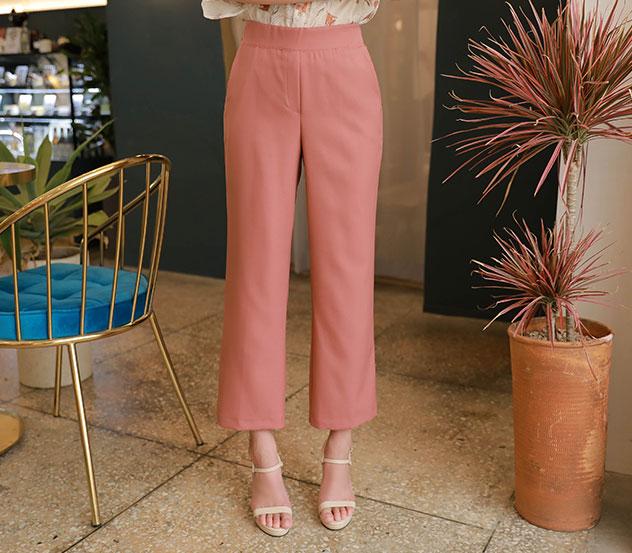myfiona-이지일자*pants/m8753 - 로맨틱 러블리 피오나♡韓國女裝褲